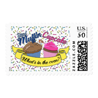 Gender Reveal Stamp