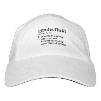 Genderfluid Definition - Defined LGBTQ Terms - Hat