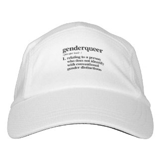 Genderqueer Definition - Defined LGBTQ Terms - Headsweats Hat