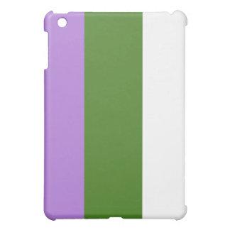Genderqueer pride iPad case