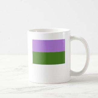 GENDERQUEER PRIDE COFFEE MUG
