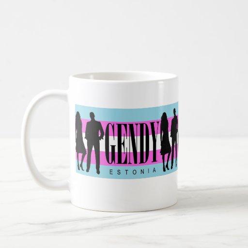 Gendy cup mug