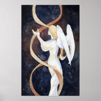 Gene Angel Print