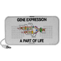 Gene Expression A Part Of Life (DNA Replication) Travel Speakers