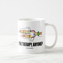 Gene Therapy, Anyone? (DNA Replication) Coffee Mug