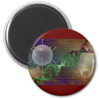 Gene therapy magnet