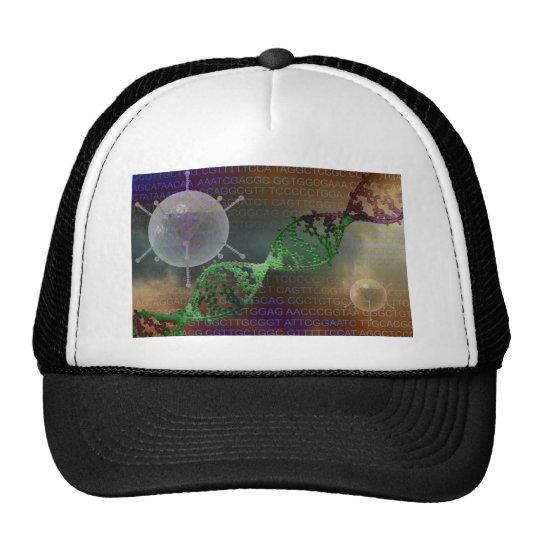 Gene therapy trucker hat