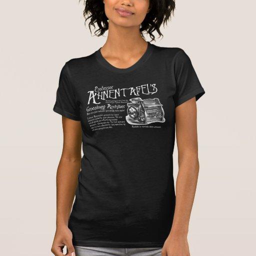 Genealogía Archiver Camisetas