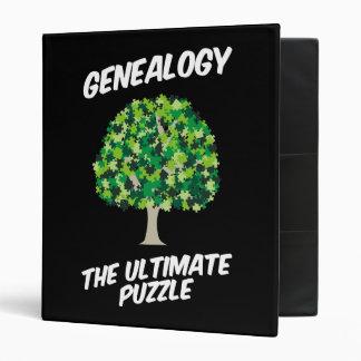 """Genealogía - el último rompecabezas carpeta 1"""""""