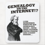 ¿Genealogía en el Internet? Alfombrilla De Ratón