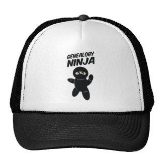 Genealogía Ninja Gorras De Camionero