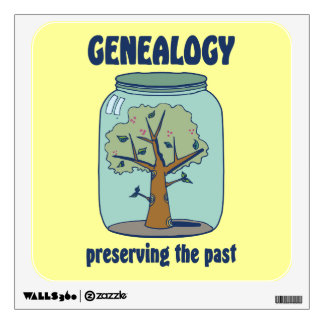 Genealogía - preservar el pasado