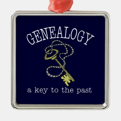 Genealogía una llave al último ornamento