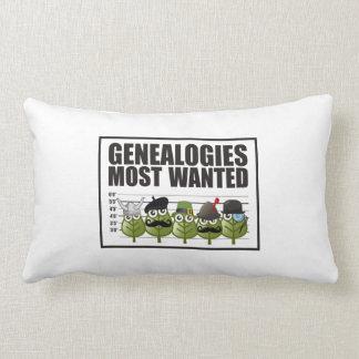 Genealogías más deseadas almohadas