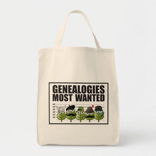 Genealogías más deseadas bolsas