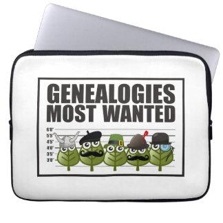 Genealogías más deseadas funda portátil