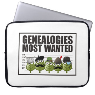 Genealogías más deseadas mangas computadora