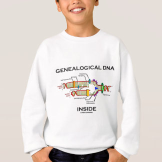 Genealogical DNA Inside (DNA Replication) Sweatshirt