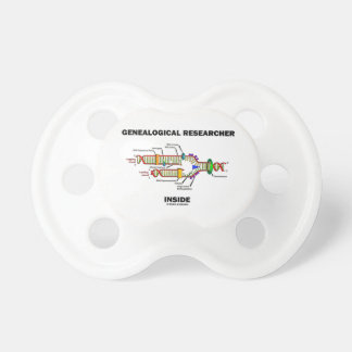 Genealogical Researcher Inside DNA Replication Pacifiers