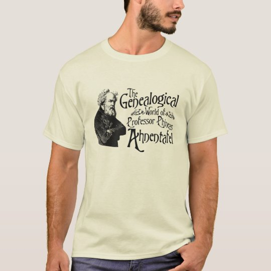 Genealogical World T-Shirt