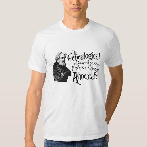Genealogical World Tshirts