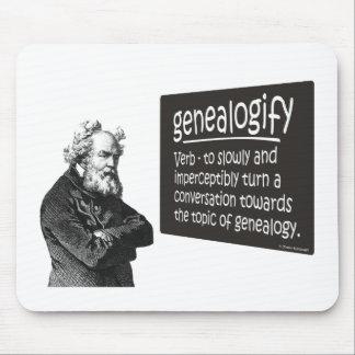 Genealogify Mouse Pad