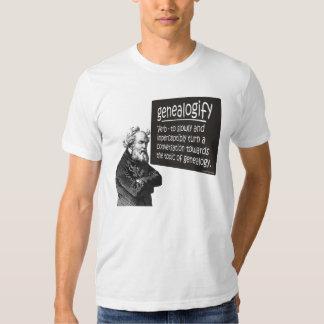 Genealogify Shirt