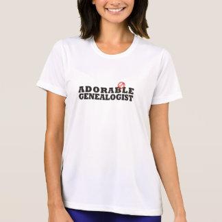 Genealogist adorable playera