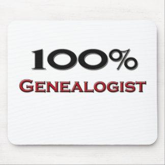 Genealogist del 100 por ciento mouse pads