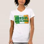 Genealogist irlandés camiseta