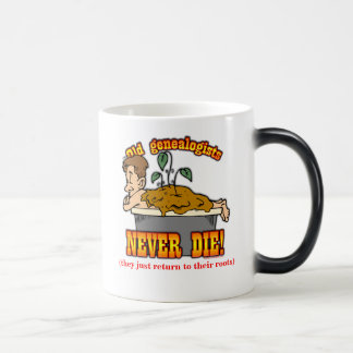Genealogist Magic Mug