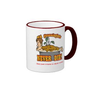 Genealogist Mug