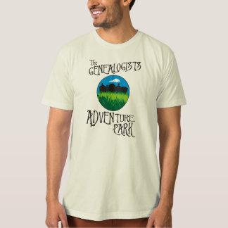Genealogists Adventure Park Shirt