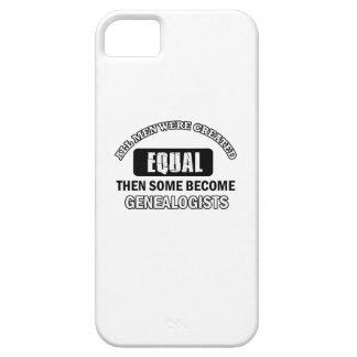 GENEALOGISTs designs iPhone SE/5/5s Case