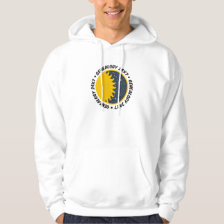 Genealogy 24x7 hooded sweatshirt