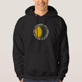 Genealogy 24x7 hoodie