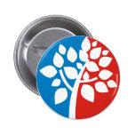 Genealogy 2 Inch Round Button