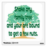 Genealogy - A Few Nuts Room Graphic