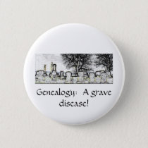 GENEALOGY:  A GRAVE DISEASE BUTTON