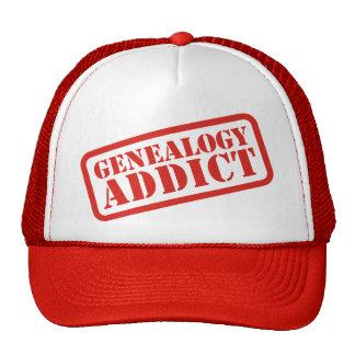 Genealogy Addict Trucker Hat