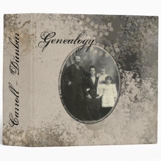 Genealogy Album Binder