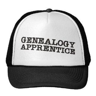 Genealogy Apprentice Mesh Hat