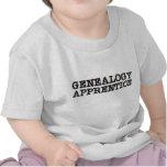 Genealogy Apprentice T Shirt