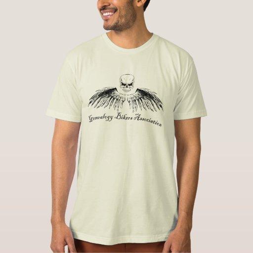 Genealogy Bikers Association T-Shirt