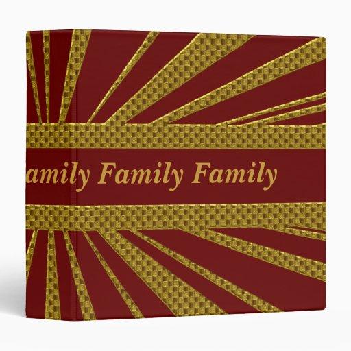 Genealogy Binder