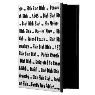 Genealogy Blah Blah Blah Powis iPad Air 2 Case