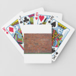 "Genealogy ""Brick Wall"" deck of cards"
