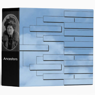 Genealogy Chart Binder