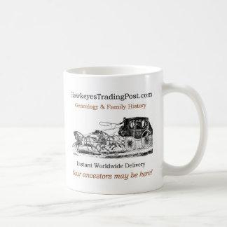 Genealogy Cup of Inspiration 10 Classic White Coffee Mug