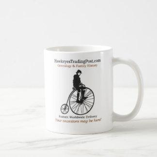 Genealogy Cup of Inspiration 11 Classic White Coffee Mug